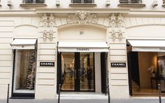 The Best Designer Shopping Streets in Paris - Rue Saint Honoré and Rue Cambon, where you'll find the original Chanel boutique. #ParisPerfect