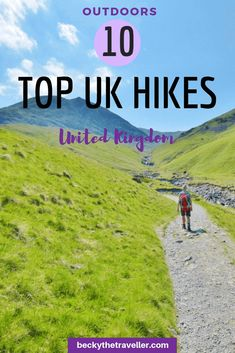 My Top 10 UK Hikes (From – Why Last Year Was Epic! – Becky the Traveller Top 10 UK Hikes from my adventures in Includes a mix of my top hikes, some that you will love to try and other that are more of a challenge! Hiking in the UK. Best walks in the UK Hiking Places, Best Places To Travel, Cool Places To Visit, Pembrokeshire Coast, Hiking Tips, Hiking Routes, Hiking Europe, Adventure Activities, Best Hikes