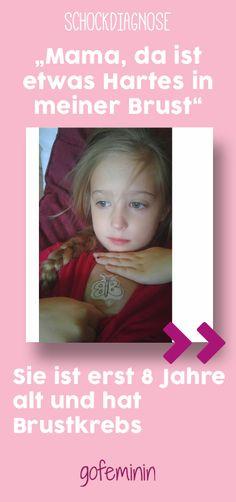 Die Diagnose Brustkrebs bei ihrer erst 8-jährigen Tochter trifft die gesamte Familie wie ein Schlag. Doch Aufgeben kommt für sie nicht in Frage.