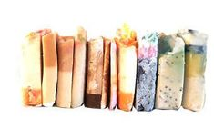 Soap Ends Try Me Soap Sampler Samples Natural Soap Soap Box Artisan Soap Gift Cold Process Soap Vegan Soap Goats Milk Soap Clay Soap Raw Cocoa Butter, Hyaluronic Acid Cream, Vegan Soap, Best Oils, Goat Milk Soap, Natural Deodorant, Cold Process Soap, Natural Oils, Skin Care