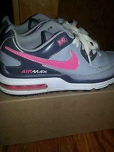 100% authentic 25b7d a1a0c Pink   grey air max