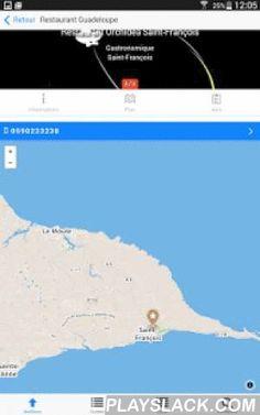 Restaurant Guadeloupe  Android App - playslack.com , Restaurant Guadeloupe recense les restaurants de Guadeloupe présents sur Guadeloupe.net (1023 restaurants au 7 mai 2015) et vous permet de les découvrir par type de cuisine, par lieux ou en faisant une recherche sur le nom.Vous pourrez y consulter les informations, la carte et les avis de chaque restaurant.