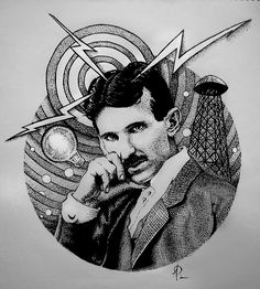 * ITrustNo1*  I you don't know this man.. You should.  Nicola Tesla