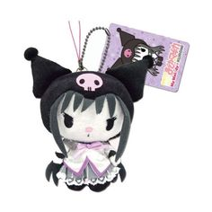 Magical Girl Madoka Magica and My Melody collabolation goods Plush... ($46) ❤ liked on Polyvore featuring plushies