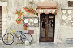 beautifully, suddenly: italy | a charming hilltop town ...