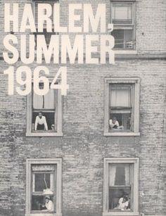 Harlem, Summer 1964