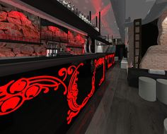 "Restaurant / Bar Interior Design - Silvan Francisco, ""Petit Comité"", in Madrid. 2013. #decoración #aquitecturadeinterior #business #decoradorMadrid #decoracionMadrid #Madrid #BarriodeSalamanca #superestilo #interiordesign"