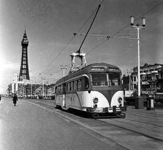 Today in History: September 29 Rail Europe, Today In History, Double Deck, Light Rail, Blackpool, Transportation, Survival, Public, British