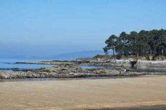 Playa de Miño: En Perbes y Marín