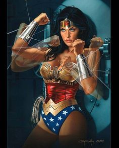 Good Morning and THANKS FOR 145K!! It's #WonderWomanWednesday where today's, and…