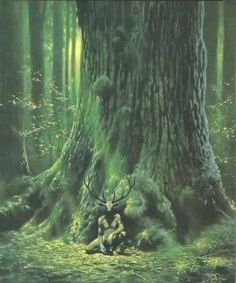 BILE was one of the ten sons of Breogan. He was the father of Míl Golam Espáine, his only son who was the grandfather of Núada Airgetlám. In Old Irish, his name denoted a sacred tree. Some scholars have speculated that similar trees in Gaul were the precursors of the Jupiter columns of Gallo-Roman times.