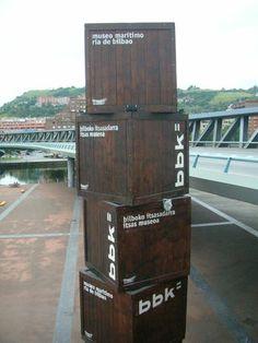 le musée maritime Bilbao