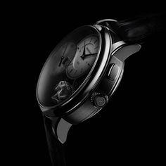 Master Grande Tradition Gyrotourbillon 3 Jubilee, 10th horlogical marvel of the Hybris Mechanica collection