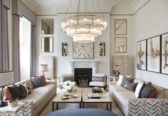 Helen Green Design - Drawing Rooms ©