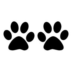 Cat Paw Print Cat Paw Prints Clip Art Vector Clip Art Online
