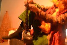 "Performance teatral:: ""BORBOLETA FRITA"""
