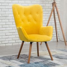 Chairs DIY Videos Ideas Kids - Custom Metal Chairs - - - Accent Chairs For Living Room Ideas Seating Areas - Eclectic Dining Chairs Yellow Accent Chairs, Accent Chairs For Living Room, Living Room Modern, White Chairs, Blue Chairs, Colorful Accent Chairs, Beach Chairs, Cozy Living, Modern Wall
