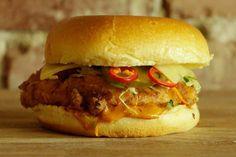 The Spicy Bird sandwich