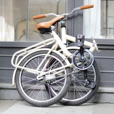 Fancy - Folding Bicycle by Bruna