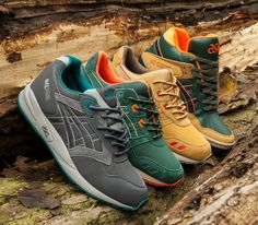 "Asics ""Outdoor Pack"" (Fall/Winter 2014)"