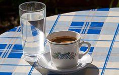 Greek Recipes, Villa, Sweets, Drinks, Tableware, Food, Fine Dining, Drinking, Beverages