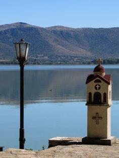 Greece  - Orthodox Shrine, Kastoria- Στην Καστοριά.. by Eleni K