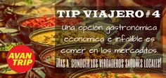 Tip Viajero #4! ¿Se te ocurre un consejo de viaje? ¡Bienvenidos los comentarios! #Tip #TipViajero #Viaje #Tips