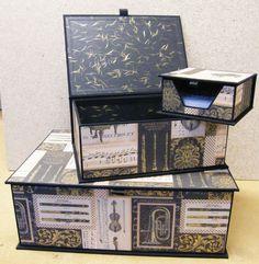 papier Royaal voor handgemaakte dozen