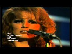 """MINA - """"IO VIVRO' (senza te)"""" live 1972"""