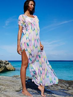 Multi-way Cover-up Maxi