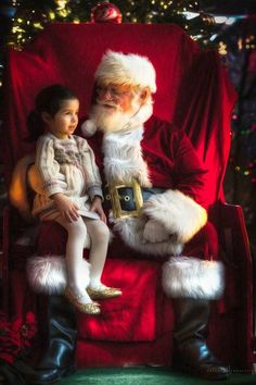 Dear Santa in Showcase of Cute Christmas Photography Merry Christmas To All, The Night Before Christmas, Noel Christmas, Father Christmas, All Things Christmas, Winter Christmas, Vintage Christmas, Xmas, Santa Baby