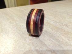 How to Make Wood Rings with Rad Megan I Creativebug - YouTube
