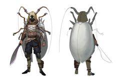 ArtStation - insect, DAJE KIM