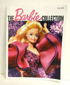 The Barbie Collection Catalog Magazine Fall 2015. | eBay!