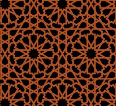 This place laser cuts screens from metal or wood. Moroccan pattern here would make a great screen inside, say for our sliding doors.