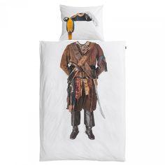 Pirate bedding