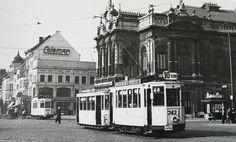 1950 tram Antwerpen