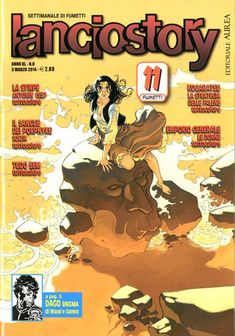 Cover for Lanciostory 03 Marzo 2014