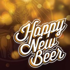 wishing you and yours a happy new year filled with craftbeer well