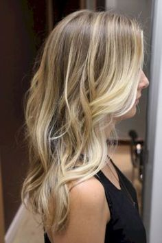 Best Rooty Blonde Balayage to Inspire You 40