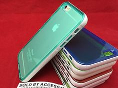 iPhone 6Plus 5.5 Transparent Case - Aqua just $5.99 check for more offers: http://bit.ly/NSyuSI