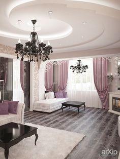 Гостиная в стиле ар-деко в Москве от Vitta-group: интерьер, квартира, дом, гостиная, ар-деко, 30 - 50 м2, камин, печь #interiordesign #apartment #house #livingroom #lounge #drawingroom #parlor #salon #keepingroom #sittingroom #receptionroom #parlour #artdeco #30_50m2 #fireplace #stove