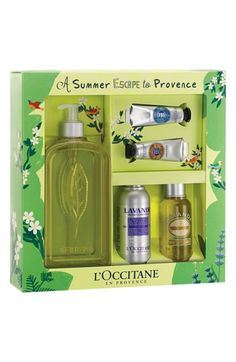 L'Occitane 'A Summer Escape To Provence' Set (Nordstrom Exclusive) ($64.50 Value) available at #Nordstrom