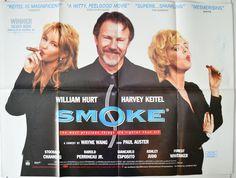 Smoke (1995) directed by Wayne Wang