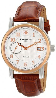 94f96437341f Men watches   Gold watches for men Thomas Earnshaw  watchestobuy