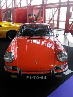 Porsche ClassicAuto Madrid 2014.