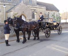 Horse Drawn Carriage | Cars and Horse Drawn Carriages in Oxfordshire