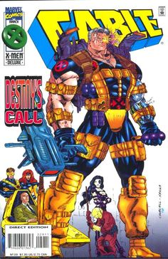 Cable vol 1 #29