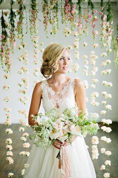 Romantic Bridal Inspiration Shoot