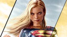 Supergirl Art.
